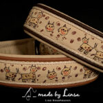 Lederhalsbänder made by Linsa